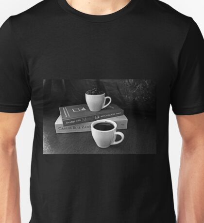 Books And Coffee  Unisex T-Shirt