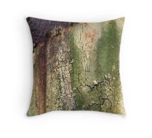 Urban abstract reality Throw Pillow