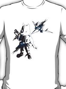 McCloud Galaxy T-Shirt
