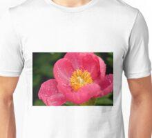 Pink Peony - Central Experimental Farm, Ottawa Unisex T-Shirt