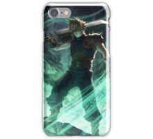 FFVII-Judgement Day iPhone Case/Skin