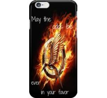 hunger games iphone case iPhone Case/Skin