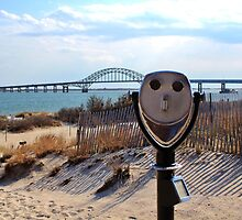 Smile You're at the Beach by Gilda Axelrod