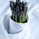 Asparagus by Ilva Beretta