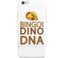 BINGO! DINO DNA iPhone Case/Skin
