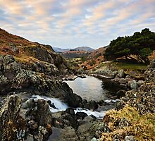 Easedale Beck - Grasmere, Cumbria by David Lewins