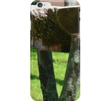 Wood Pile iPhone Case/Skin