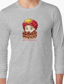 ROFL WAFFLES Long Sleeve T-Shirt