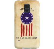 History of The Courier Samsung Galaxy Case/Skin