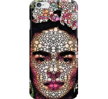 Frida Kahlo Art - Define Beauty iPhone Case/Skin