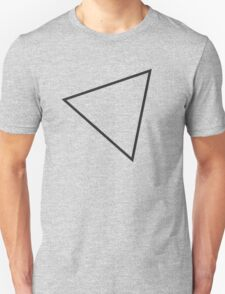 tilted triangle T-Shirt