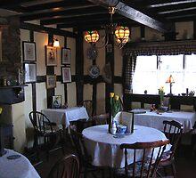 Rocke Cottage Tea Rooms Interior by hjaynefoster