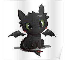 Toothless 2 Poster