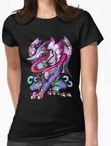 Chameleos - Monster Hunter Womens Fitted T-Shirt