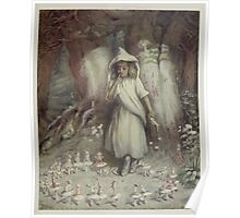 Kate Greenaway Collection 1905 0117 The Elf Ring Poster