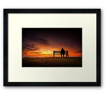 Witness Framed Print