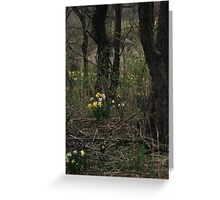 Naturalized Greeting Card