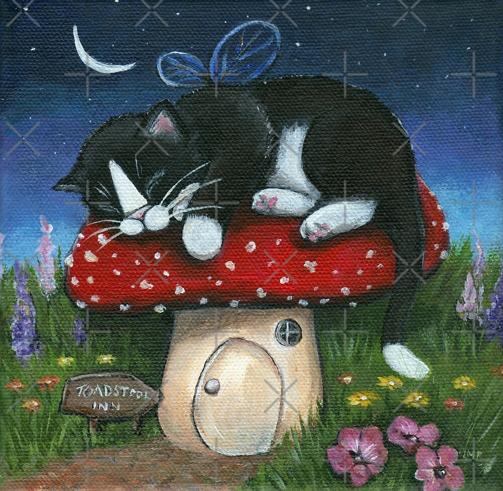 Toadstool Inn by Lisa Marie Robinson