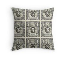 Liberty Dollar Throw Pillow