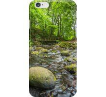 Glenoe Footbridge iPhone Case/Skin