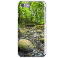 Glenoe Footbridge iPhone Case/Skin
