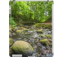 Glenoe Footbridge iPad Case/Skin