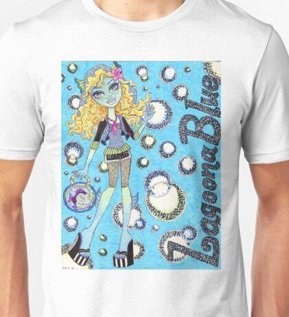 Lagoona Blue Unisex T-Shirt