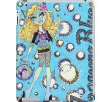 Lagoona Blue iPad Case/Skin