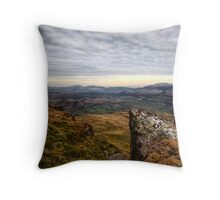 Towards Keswick Throw Pillow