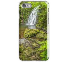 Glenoe Waterfall iPhone Case/Skin