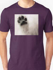 Dog Art - I Paw You Unisex T-Shirt