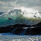 Watchin' Waves in the Morning... by Paul Manning