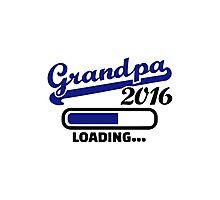 Grandpa 2016 Photographic Print