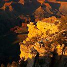 Grand Canyon Dusk by Zane Paxton