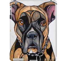 Dog Art #14: Chelsea the Boxer iPad Case/Skin