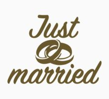 Just married by Designzz