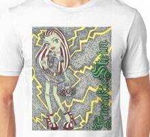 Frankie Stein. Unisex T-Shirt
