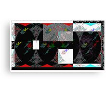 The Resolution Canvas Print