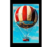 beautiful balloon Photographic Print