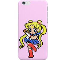 Sailor Moon - pixel art iPhone Case/Skin