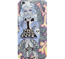 Skeletta iPhone Case/Skin