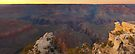 Grand Canyon at Dusk by Zane Paxton