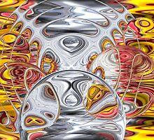 Cosmic Pinball by kenspics