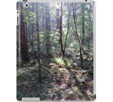 Forest Lighting iPad Case/Skin