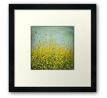Mustard anyone? Framed Print