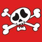 Cartoon skull by shkyo30