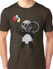 Pascal the Pot Smoking Space Panda Unisex T-Shirt