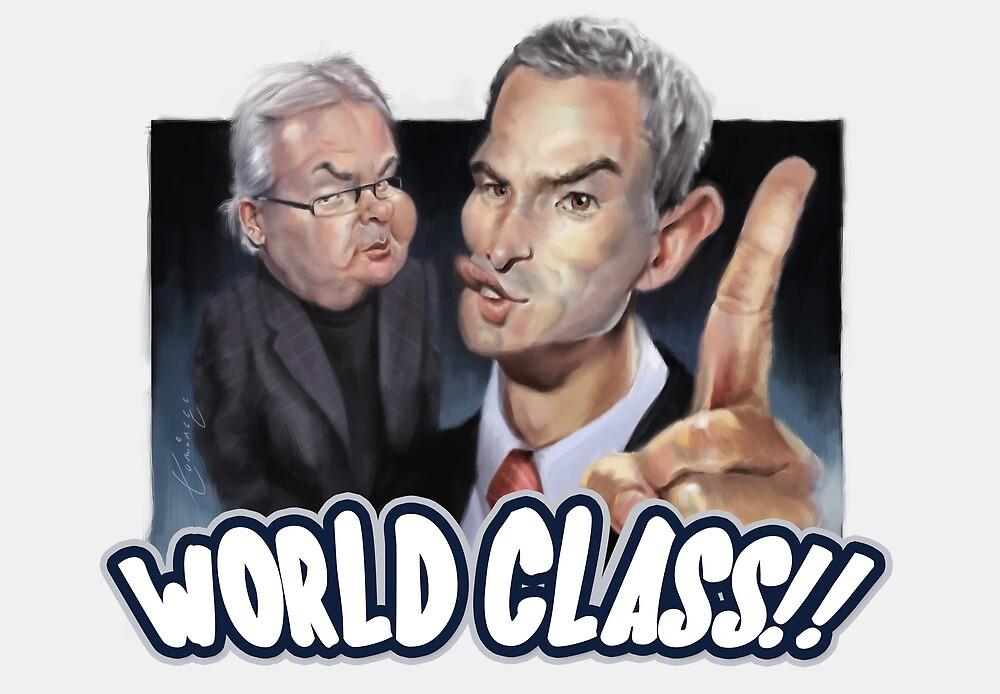 Les and Foz - World Class!! by Nori Tominaga