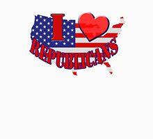 I Love Republicans Unisex T-Shirt