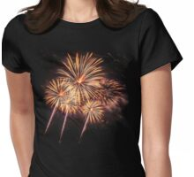 Giant Sparklers Womens Fitted T-Shirt